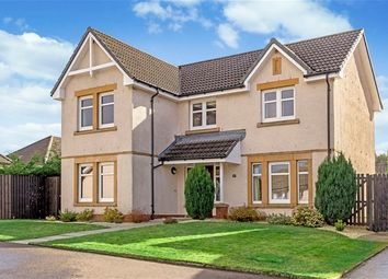 Thumbnail 4 bed detached house for sale in Burngrange Park, West Calder