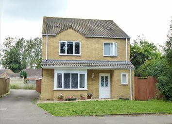 Thumbnail 4 bedroom detached house for sale in Harecroft Road, Wisbech