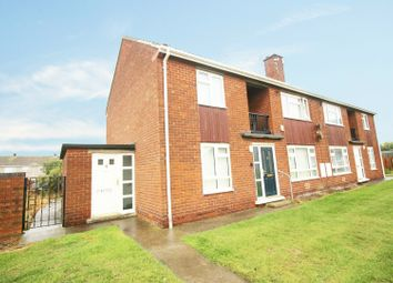 Thumbnail 2 bed flat for sale in Queen Street, Newbiggin-By-The-Sea, Northumberland