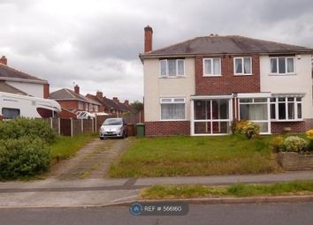 3 bed semi-detached house to rent in King George Crescent, Walsall WS4