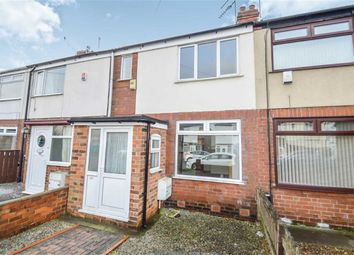 Thumbnail 2 bed terraced house for sale in Brooklands Road, Spring Bank West, Hull