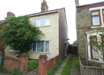 Thumbnail 3 bed end terrace house for sale in Thistlemoor Road, Eastfield, Peterborough, Cambridgeshire