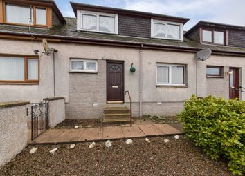 Thumbnail 2 bed terraced house for sale in Hillview, New Pitsligo, Fraserburgh