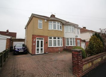 Thumbnail 3 bed semi-detached house for sale in Maywood Crescent, Fishponds, Bristol