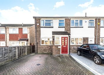 Thumbnail 2 bed end terrace house for sale in Stowe Crescent, Ruislip, Middlesex