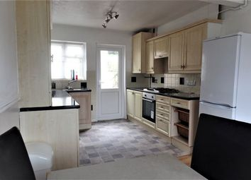 Thumbnail 3 bed terraced house to rent in Taunton Road, Bevendean, Brighton