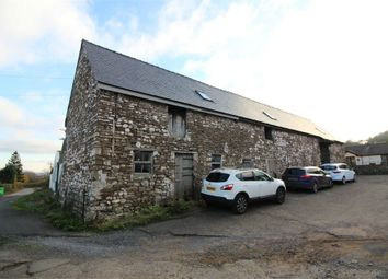 Thumbnail Barn conversion for sale in Llanellen, Abergavenny