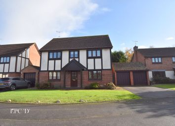 4 bed detached house for sale in Chatsworth Park, Thornbury, Bristol BS35