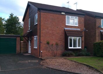 Thumbnail 3 bed detached house to rent in Forge Way, Chester