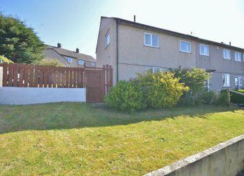 Thumbnail 3 bed semi-detached house for sale in Dorset Close, Hensingham, Whitehaven