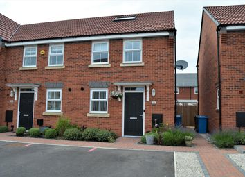 Thumbnail 3 bed semi-detached house for sale in Hughes Road, Dudley