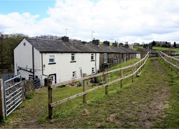 Thumbnail 3 bed end terrace house for sale in 6-10 Hebble Row, Oakworth