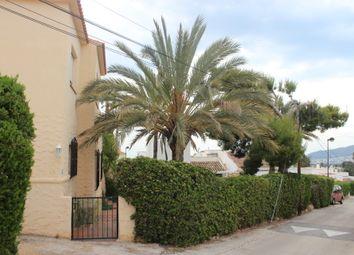 Thumbnail 4 bed semi-detached house for sale in Calle Esmaragda, Benidorm, Alicante, Valencia, Spain