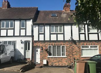 Thumbnail 3 bed terraced house for sale in Alberta Avenue, Cheam