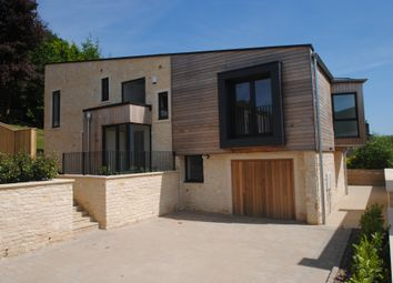 Thumbnail 4 bedroom detached house for sale in Box Road, Bathford, Nr. Bath