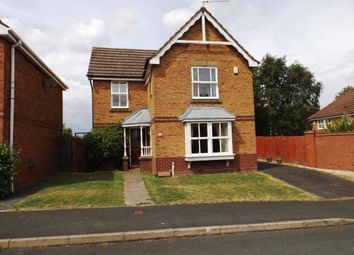 Thumbnail 3 bed detached house for sale in Sulgrave Close, Dudley, West Midlands