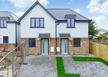 Thumbnail 2 bedroom semi-detached house for sale in The Hawthorns, 52c Rossmore Road, Poole