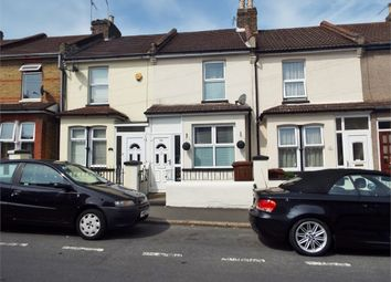 Thumbnail 3 bed terraced house for sale in Chaucer Road, Gillingham, Kent.