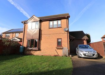 Thumbnail 4 bedroom detached house for sale in Albatross Drive, Great Coates, Grimsby