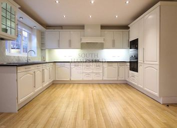 Thumbnail 5 bedroom semi-detached house to rent in The Marlowes, St John's Wood, London