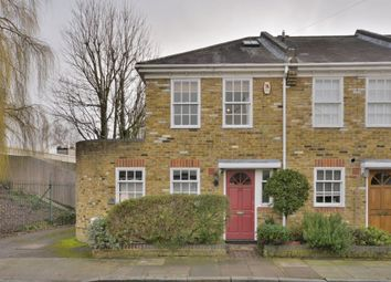 Thumbnail 3 bed terraced house for sale in St Hildas Road, Barnes