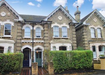 Thumbnail 4 bed semi-detached house for sale in Castle Road, Bedford