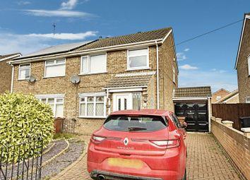 Thumbnail 3 bed semi-detached house for sale in Broad Oak, Bilton, Hull