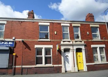 Thumbnail 3 bedroom terraced house to rent in Plungington Road, Fulwood, Preston