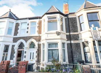 Thumbnail Terraced house for sale in Earle Place, Canton, Cardiff