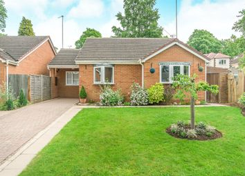 Thumbnail 2 bed detached bungalow for sale in Harewood Close, Hall Green, Birmingham