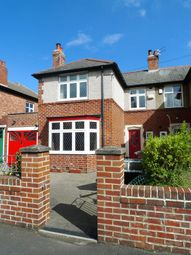 Thumbnail 3 bedroom semi-detached house for sale in Swaledale Gardens, High Heaton, Newcastle Upon Tyne