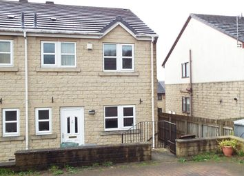 Thumbnail 3 bed semi-detached house for sale in The Oval, Bingley