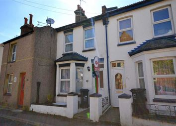 Thumbnail 2 bedroom terraced house for sale in Chapel Road, Ramsgate, Kent