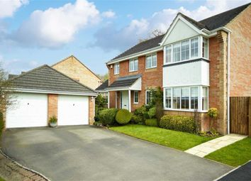 Thumbnail 5 bedroom detached house for sale in Stanley Close, Wanborough, Swindon