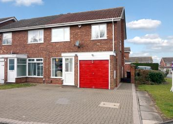Thumbnail 3 bed semi-detached house for sale in Angelica, Tamworth