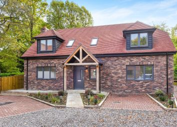 Thumbnail 4 bed detached house for sale in Bradstow Lodge, The Drive, Ifold, Loxwood