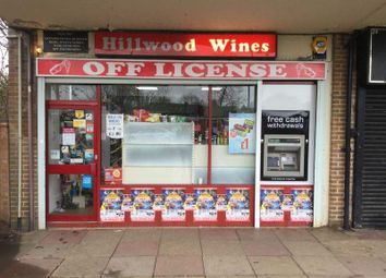 Thumbnail Retail premises for sale in 22 Hillwood Road, Birmingham