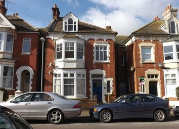 Thumbnail 1 bed flat to rent in Linden Road, Bexhill-On-Sea, East Sussex