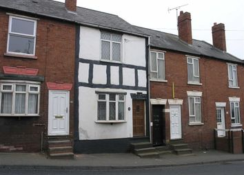 Thumbnail 2 bedroom terraced house for sale in Temple Street, Gornal Wood, Dudley