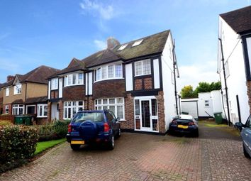 Thumbnail 4 bed semi-detached house for sale in Orchard Close, Watford