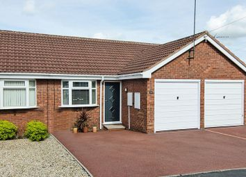 Thumbnail 2 bed terraced house for sale in Oakleigh Drive, Rugeley