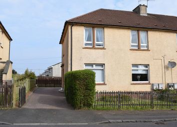 Thumbnail 1 bed flat for sale in Park Crescent, Blantyre, Glasgow