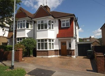 Thumbnail 3 bed semi-detached house for sale in Millsmead Way, Loughton