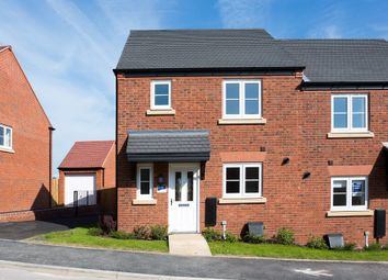 "Thumbnail 3 bedroom property for sale in ""The Southwold"" at Field View Road, Congleton"