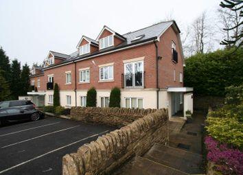 Thumbnail 2 bed flat for sale in Meadow Croft Lane, Bamford, Rochdale