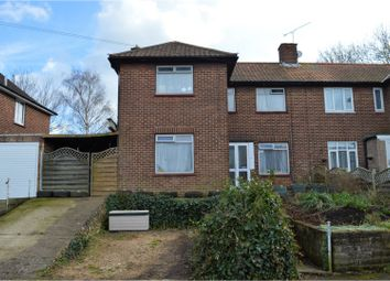 Thumbnail 3 bed semi-detached house for sale in Eden Avenue, Chatham
