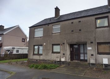 Thumbnail 1 bedroom flat for sale in Drummond Road, Annan
