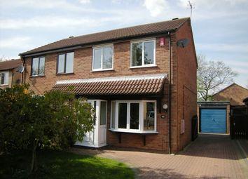 Thumbnail 3 bed semi-detached house to rent in Stenigot Road, Doddington Park