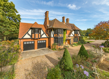 Thumbnail 5 bed detached house for sale in Bramfield Road, Hertford