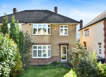 3 bed semi-detached house for sale in Friary Close, London N12